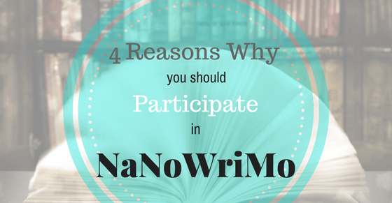 Why-Nanowrimo-2